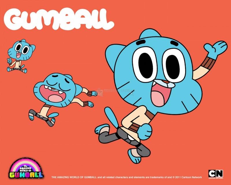 Pantallazo Gumball