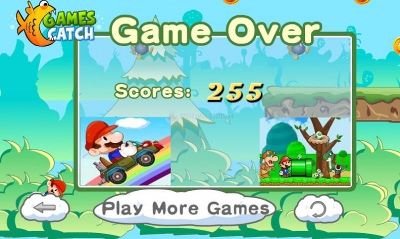 Pantallazo Mario Amazing Jump