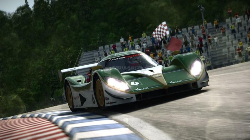 Pantallazo Racing RaceRoom Teaser