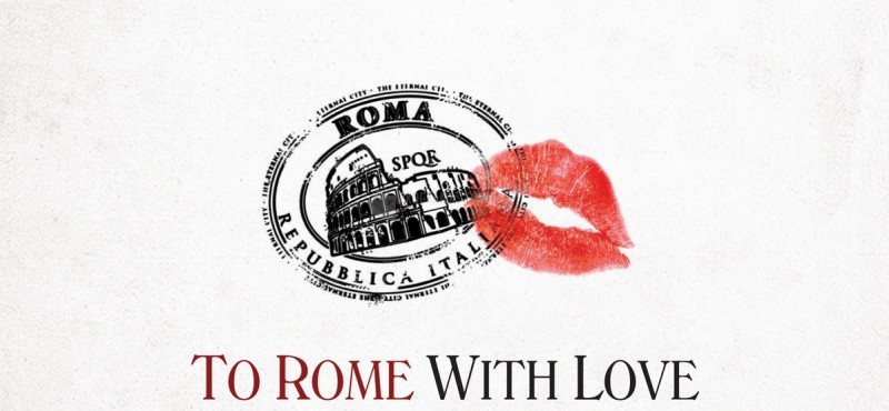 Pantallazo A Roma con Amor