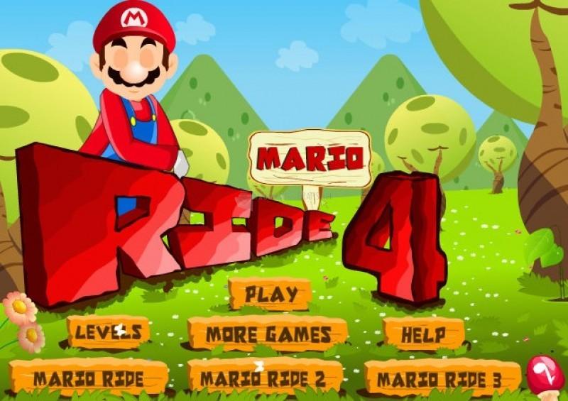 Pantallazo Mario Ride 4