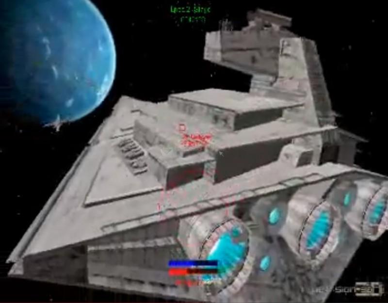 Pantallazo Star Wars: The Battle of Yavin
