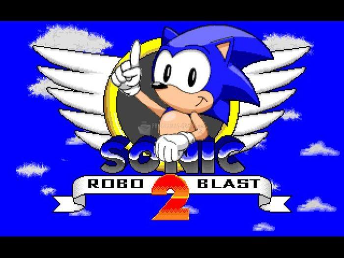 Pantallazo Sonic Robo Blast II