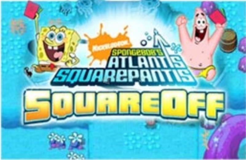 Pantallazo Bob Esponja Atlantis SquarePantis