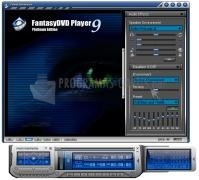 Pantallazo FantasyDVD Player Platinum