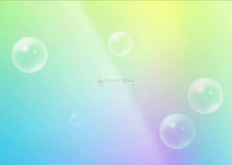Pantallazo Bubble