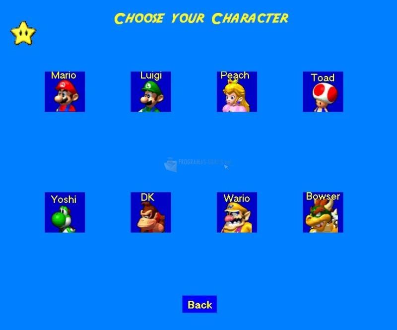Pantallazo Mario Kart PC 360