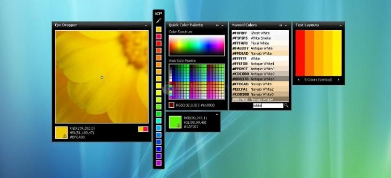 Pantallazo YS Instant Color Picker