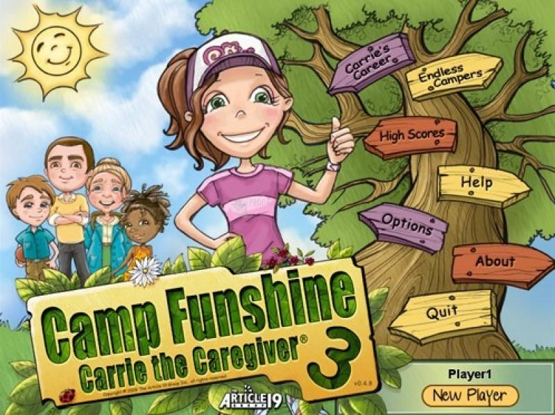 Pantallazo Carrie the Caregiver 3 - Camp Funshine