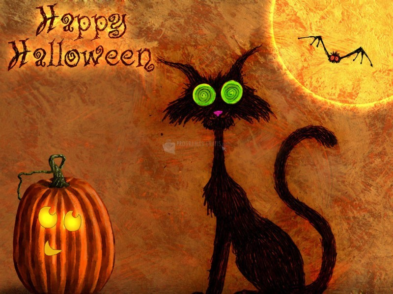 Pantallazo Happy Halloween