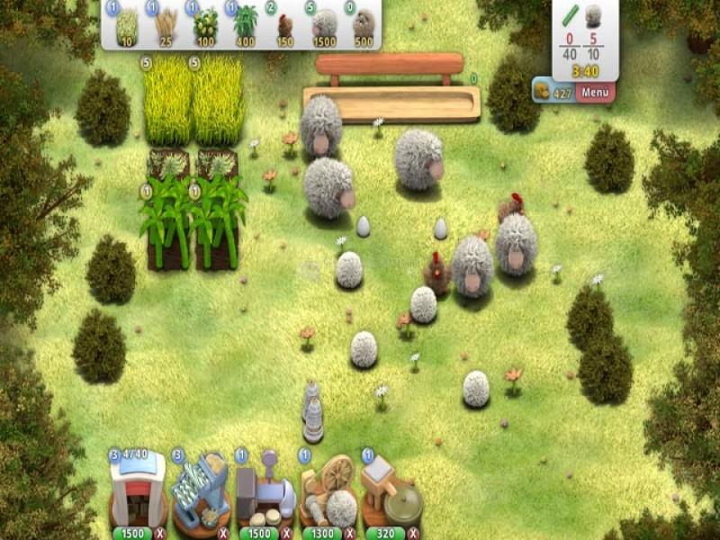 Pantallazo Farm Fables