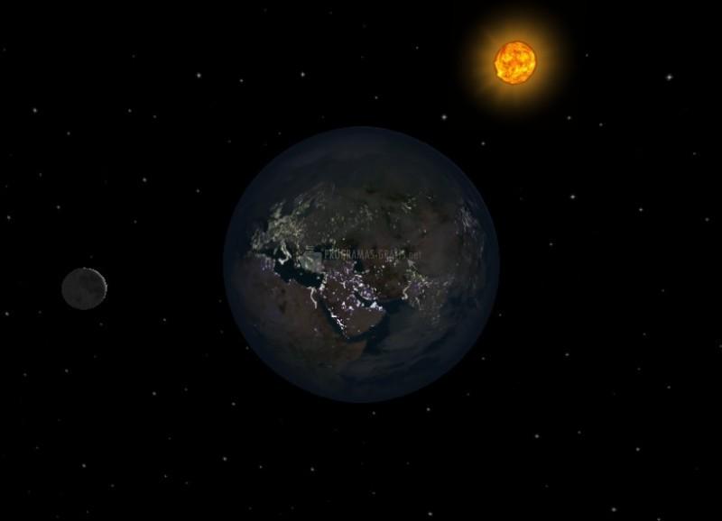 Pantallazo Earth 3D