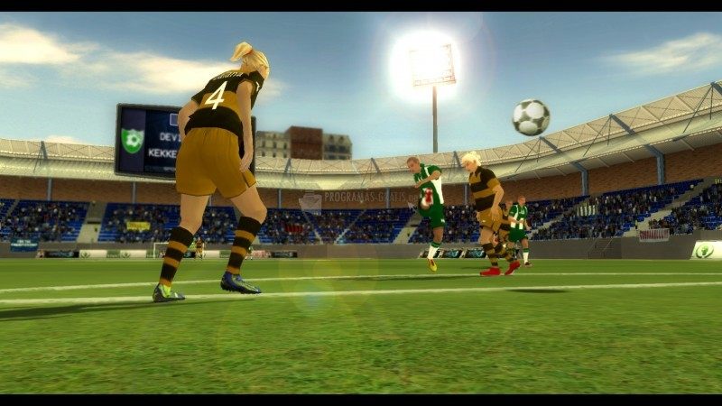 Pantallazo Football Superstars