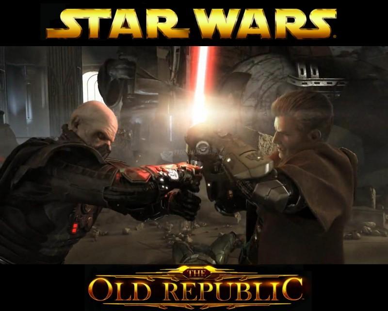 Pantallazo Star Wars: The Old Republic Wallpaper
