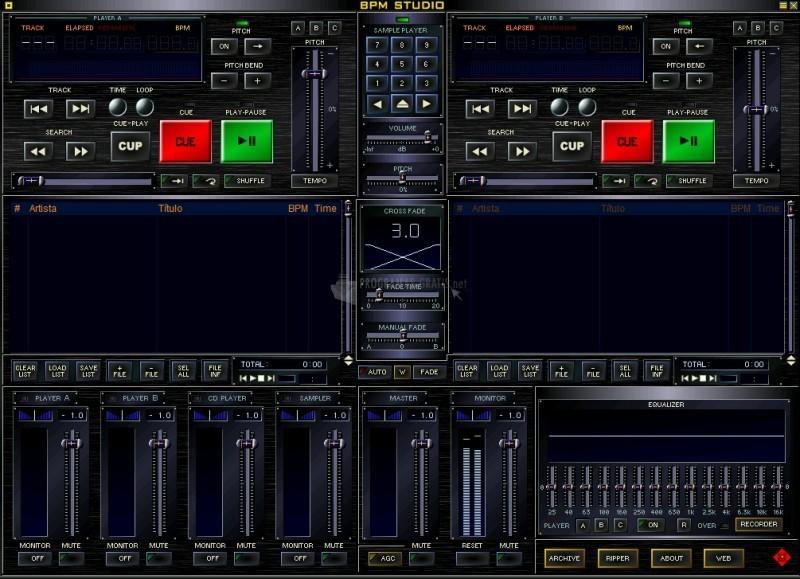 Pantallazo BPM Studio Pro