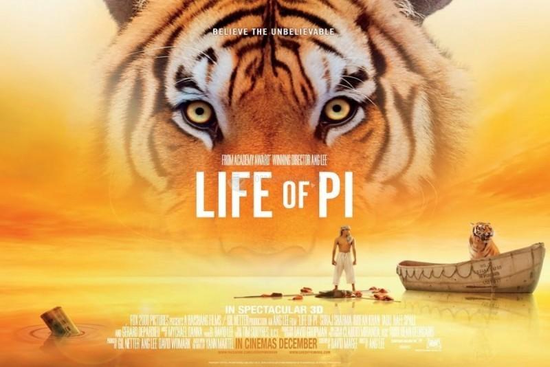 Pantallazo La Vida de Pi