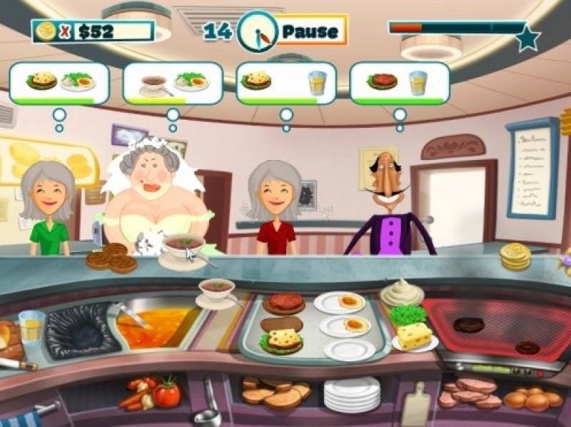 Pantallazo Happy Chef