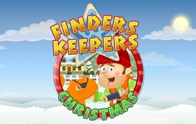 Pantallazo Finders Keepers Christmas