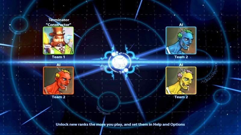 Pantallazo Planets under Attack