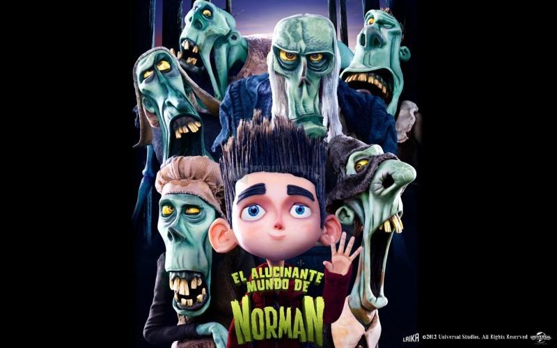 Pantallazo El Alucinante Mundo de Norman