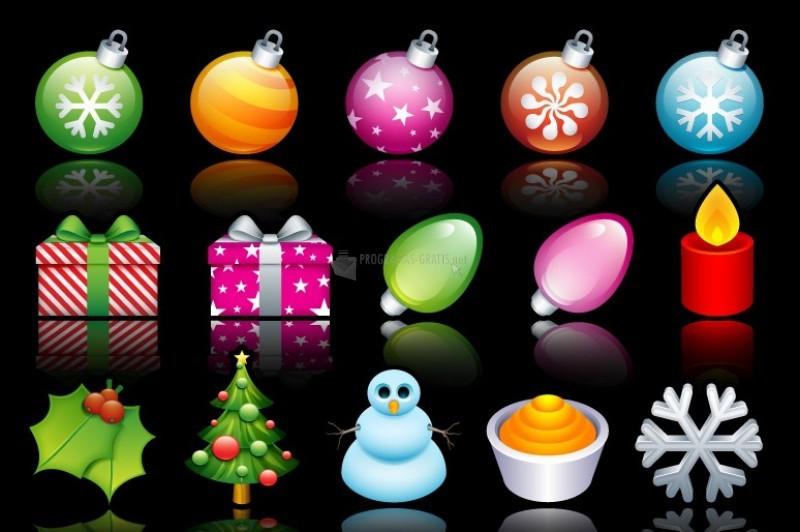 Pantallazo Christmas XP
