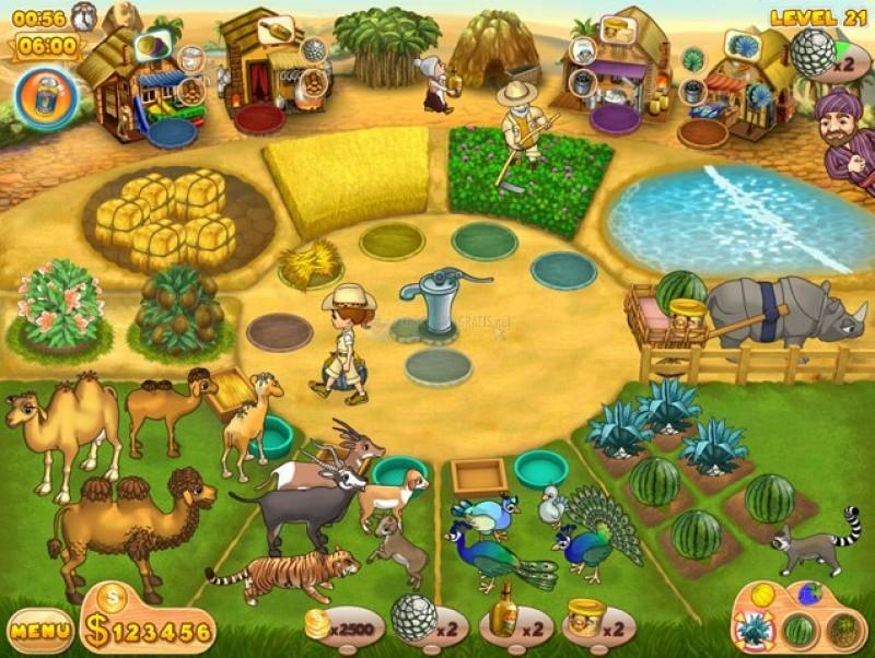 Pantallazo Farm Mania Hot Vacation