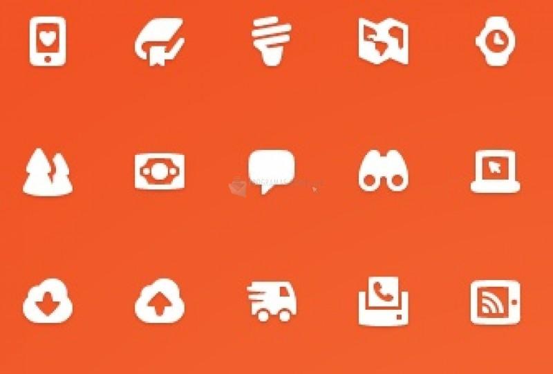 Pantallazo Smashing Icons