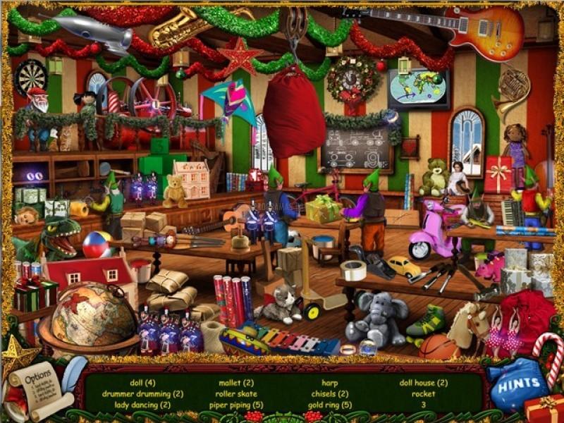 Pantallazo Christmas Wonderland