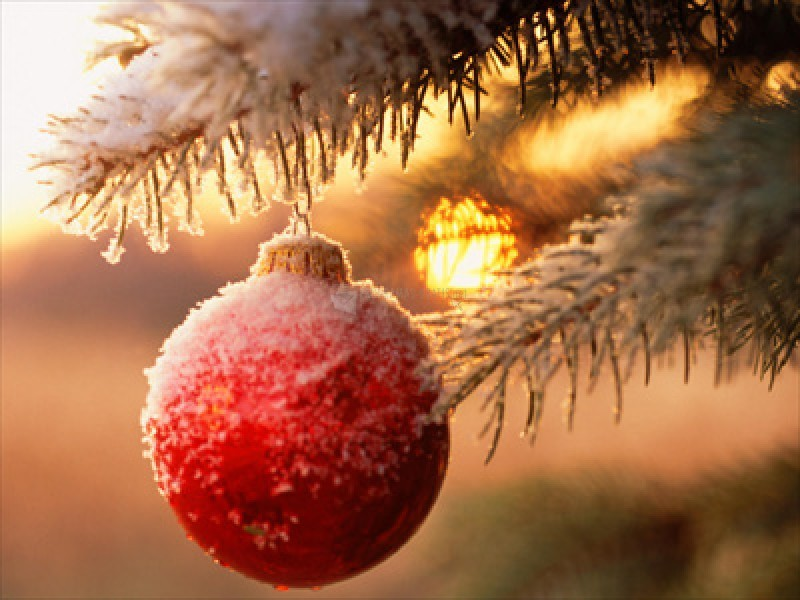 Pantallazo A Merry Christmas Screensaver