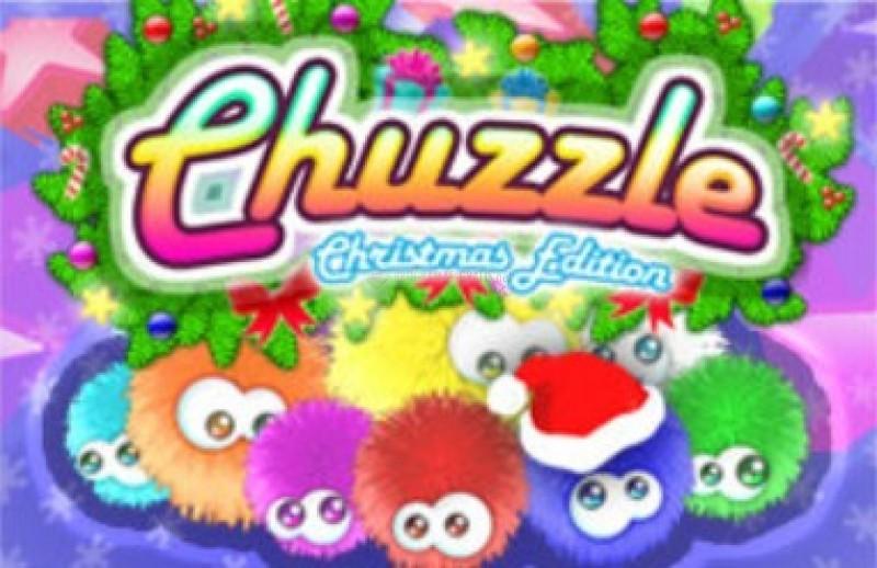 Pantallazo Chuzzle Christmas Edition