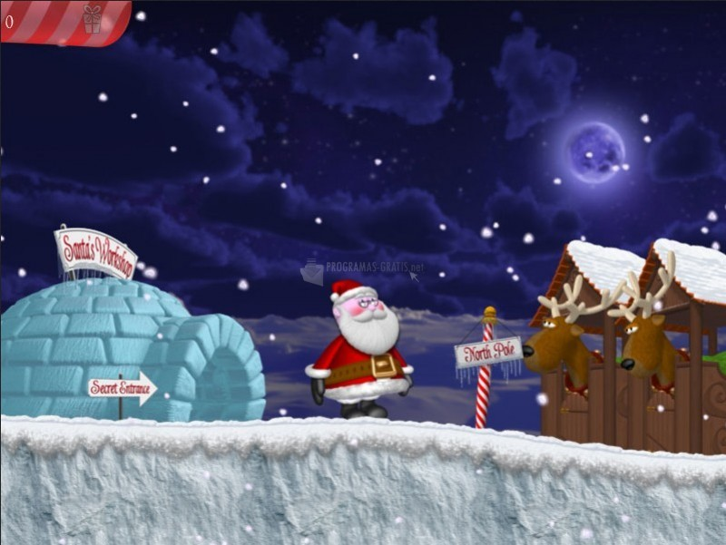 Pantallazo Christmas Eve Crisis