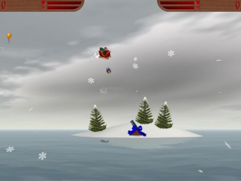 Pantallazo Island Wars 2 Christmas Edition