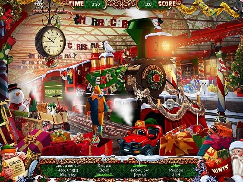 Pantallazo Christmas Wonderland 3