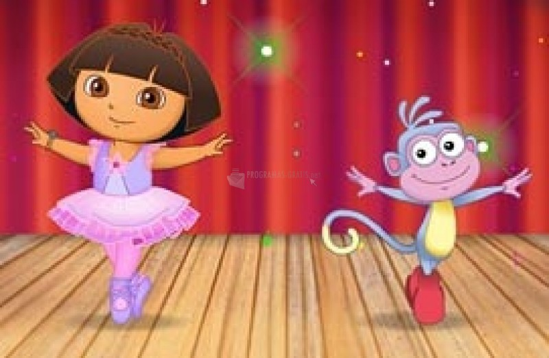 Pantallazo Dora`s Ballet Adventure