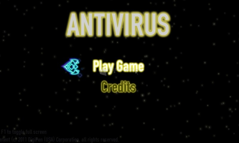 Pantallazo Antivirus