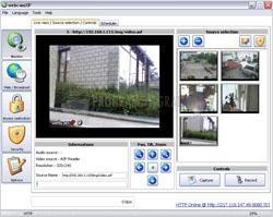 Pantallazo WebcamXP Pro