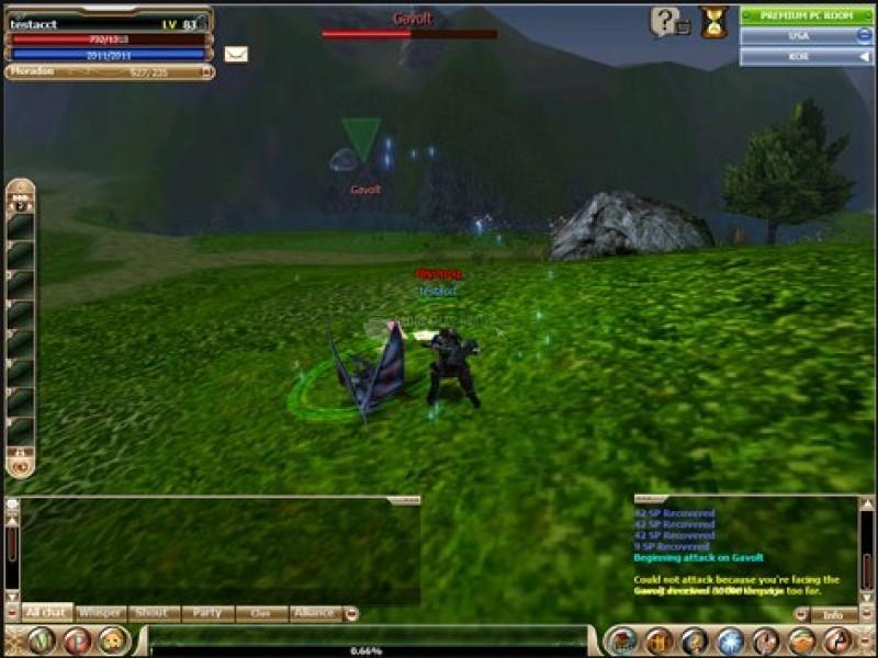 Pantallazo Knight Online