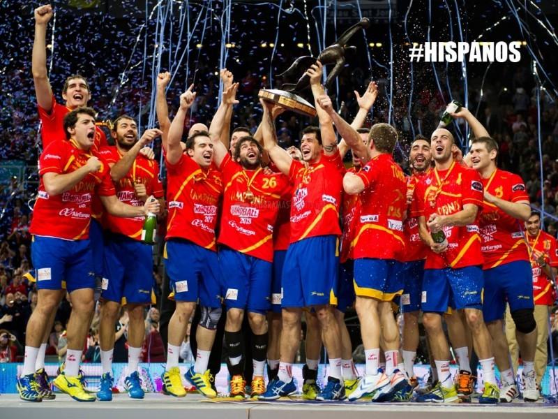 Pantallazo Campeones Balonmano España 2013