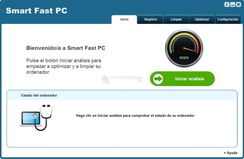 Pantallazo Smart Fast PC