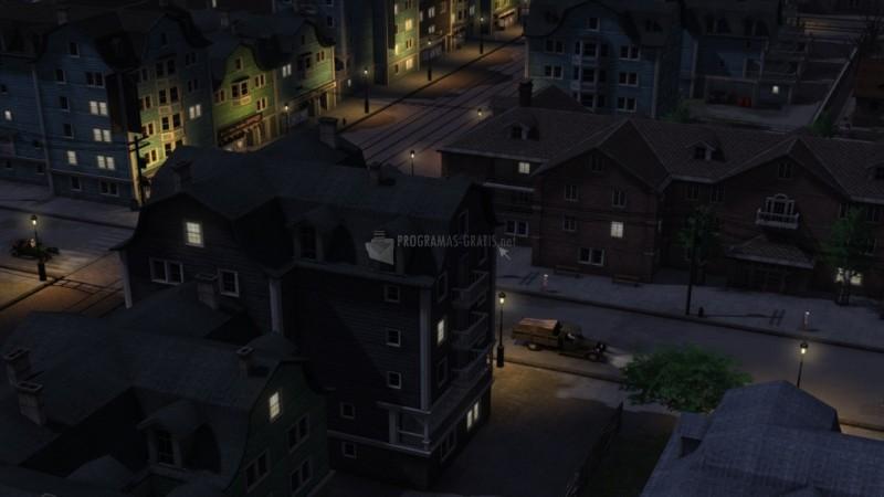 Pantallazo Omerta - City of Gangster