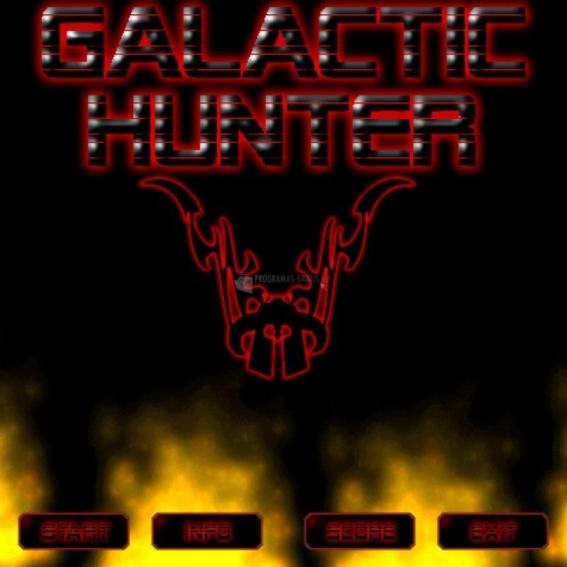 Pantallazo Galactic Hunter