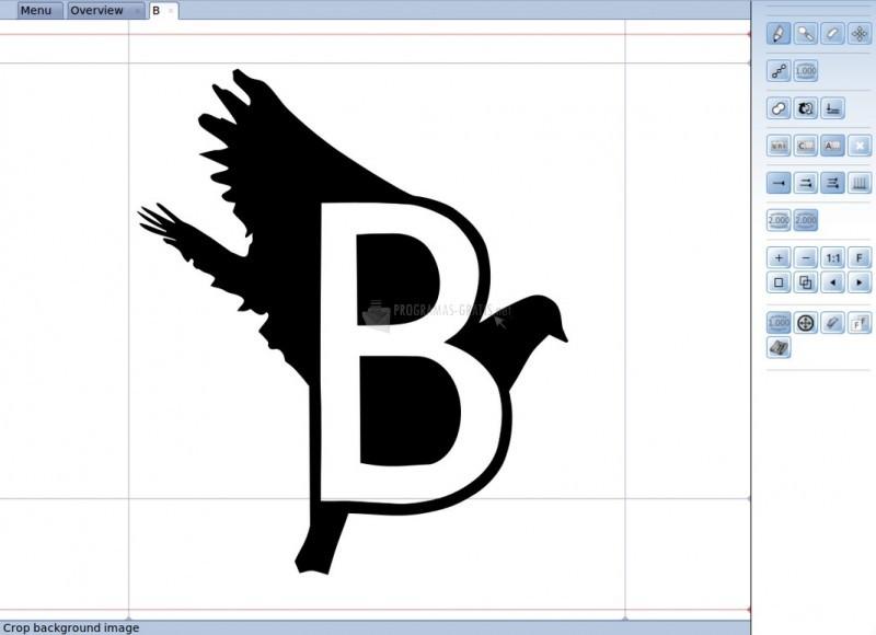 Pantallazo BirdFont