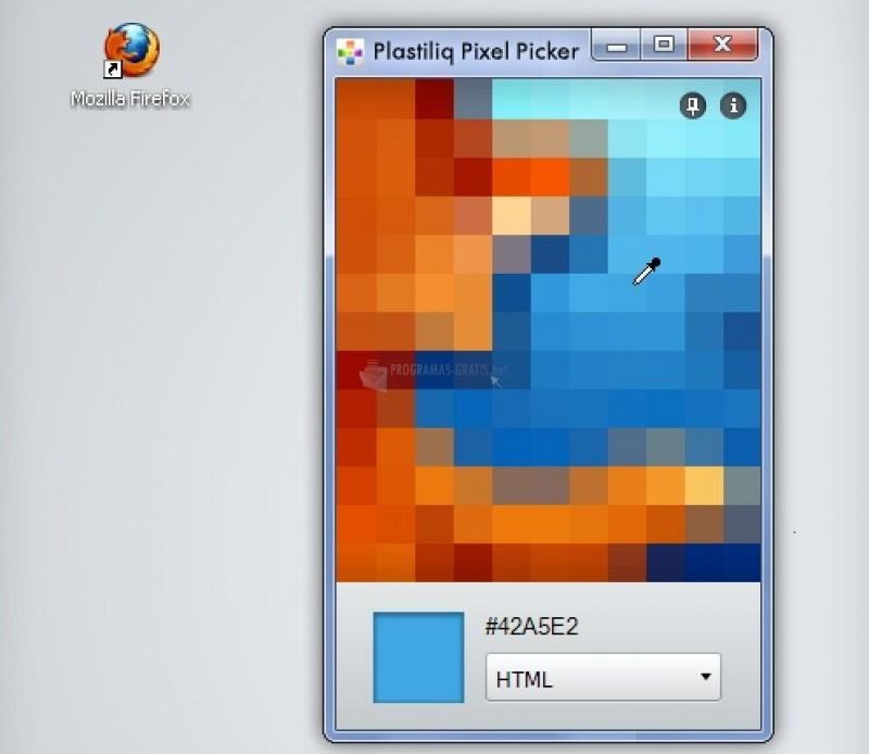 Pantallazo Plastiliq PixelPicker