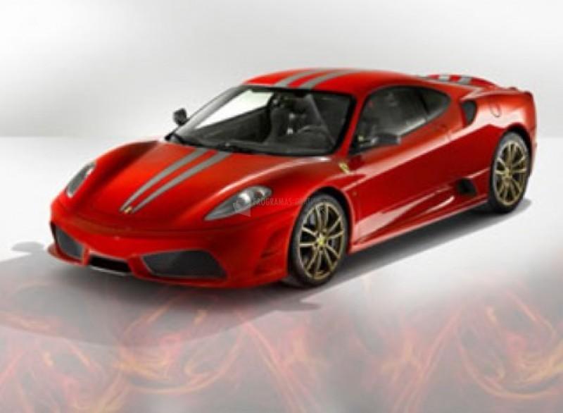 Pantallazo Ferrari