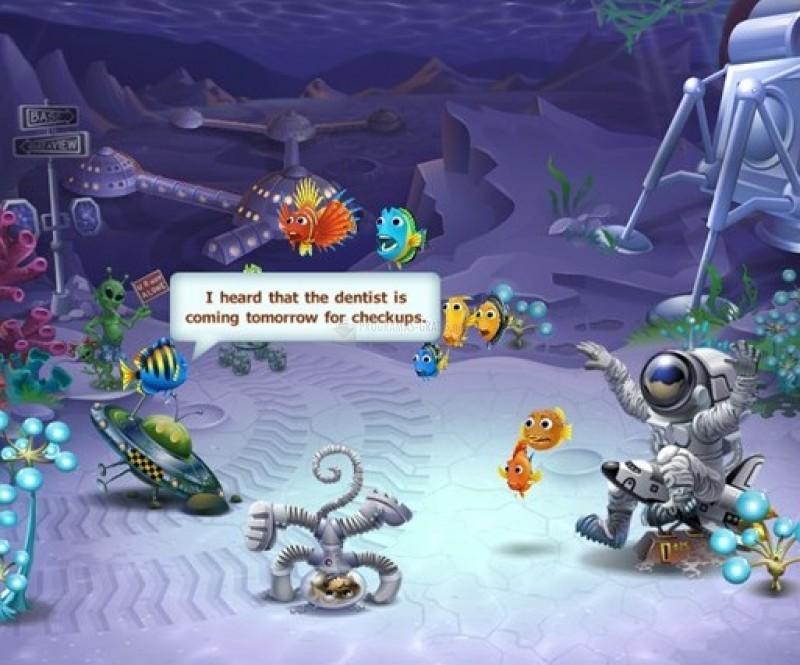 Pantallazo Fishdom 3