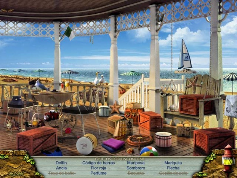 Pantallazo La casa de la playa