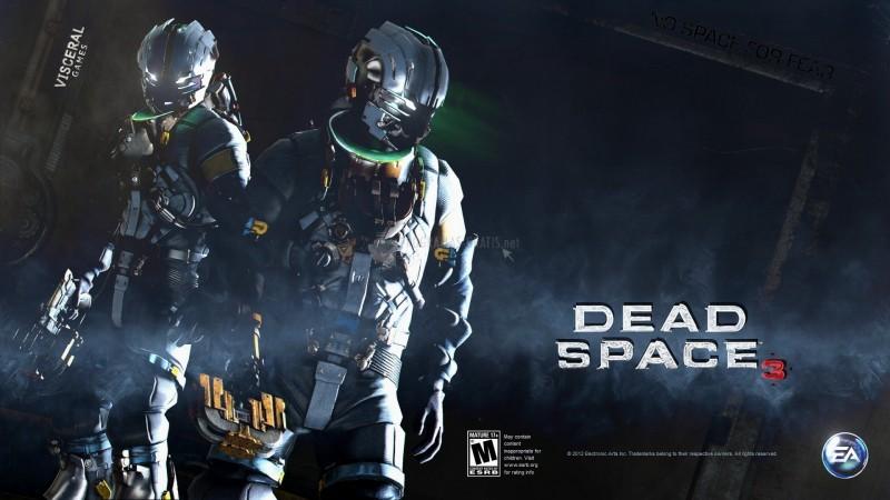 Pantallazo Dead Space 3