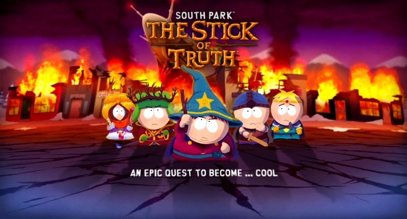 Pantallazo South Park: The Stick of Truth
