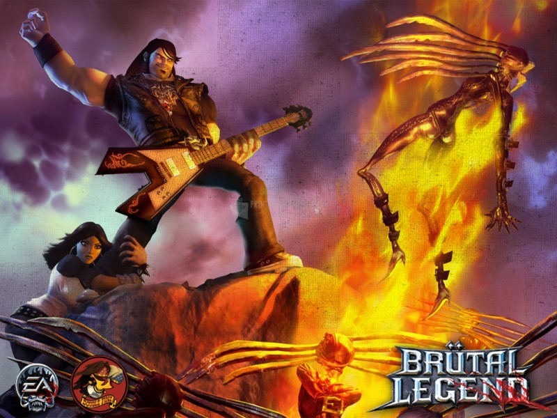 Pantallazo Brutal Legend