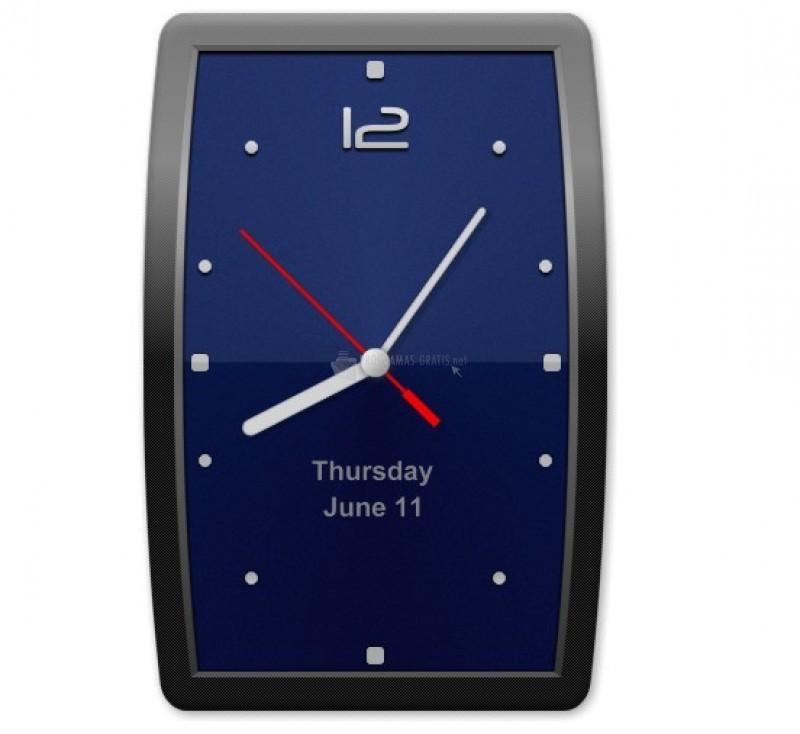 Pantallazo Big Clock Pro